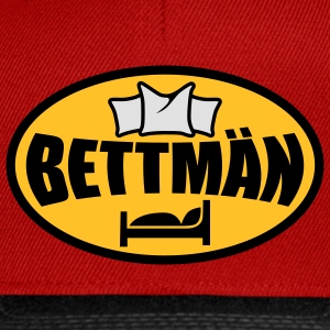 Bettmän | BettMan | Man T-Shirts - Snapback Cap