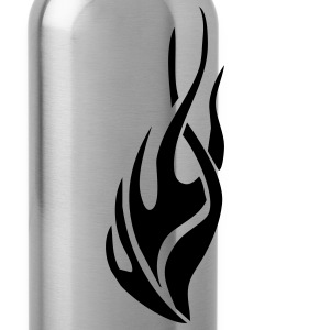 tribal flame T-Shirts - Water Bottle