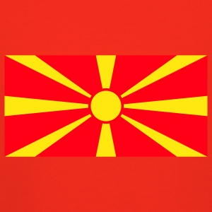macedonia flag T-shirts - Premium-Luvtröja barn