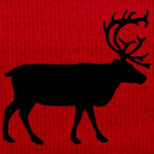 reindeer deer animal T-shirts - Vintermössa