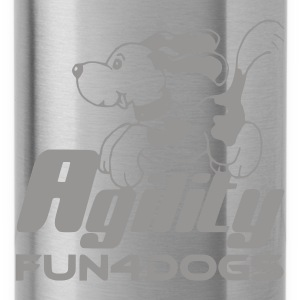 Agility-Fun4Dogs Tops - Trinkflasche