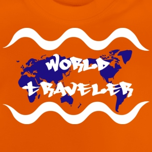 World Traveler Kids' Shirts - Baby T-Shirt