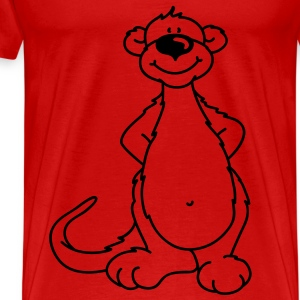 Meerkats Tops - Men's Premium T-Shirt
