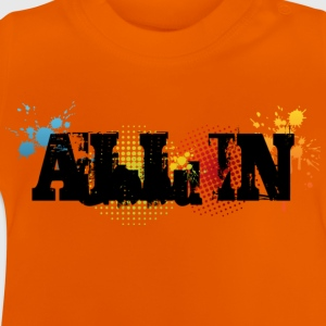 All in Graffiti Kids' Shirt - Baby-T-skjorte
