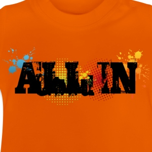 All in Graffiti Kids' Shirt UK - Baby T-Shirt