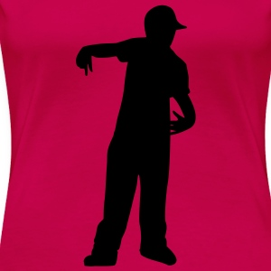 Rapper Tops - Frauen Premium T-Shirt