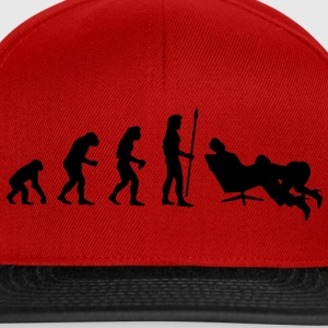 evolution_sex1 T-shirts - Casquette snapback
