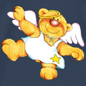 Angelbear Topper - Premium T-skjorte for menn