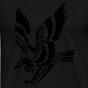 Eagle UK - Men's Premium T-Shirt
