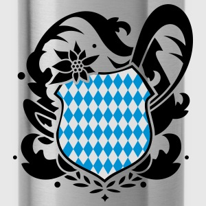 A Bavarian emblem Tops - Water Bottle