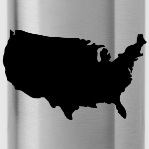 United States of America Tops - Water Bottle