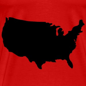 United States of America Tops - Men's Premium T-Shirt
