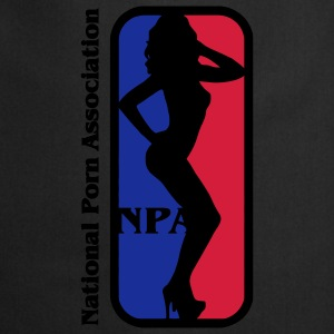 NBA? No NPA - National Association Porn Porn Star Tops - Cooking Apron
