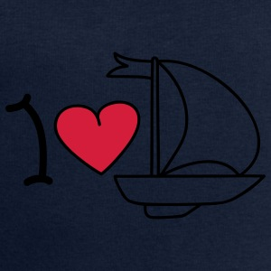 I love sailing Topper - Sweatshirts for menn fra Stanley & Stella
