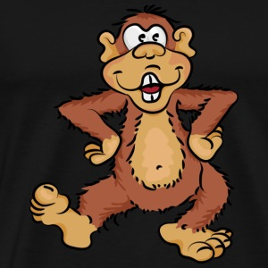Dancing monkey T-Shirts - Men's Premium T-Shirt