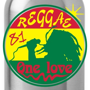 reggae one love - Borraccia
