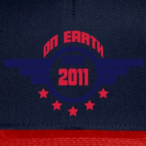 2011_on_earth Toppe - Snapback Cap