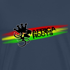 africa roots Tops - Men's Premium T-Shirt
