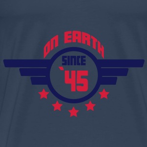 45_on_earth Tops - Mannen Premium T-shirt