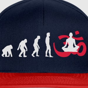 Evolution Yoga Buddhist Meditation Tops - Snapback Cap
