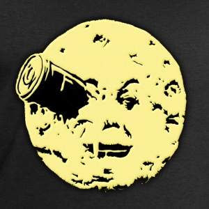 Le Voyage dans le Lune Man Moon Hugo T-Shirts - Men's Sweatshirt by Stanley & Stella