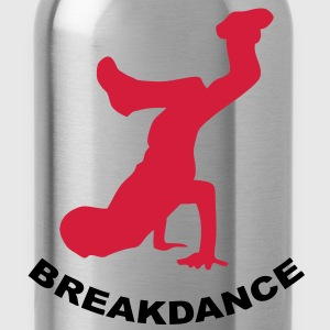 t-shirt breakdance design - Gourde