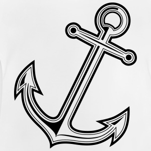 anchor anker T-shirts - Baby T-shirt