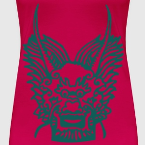chinese new year of dragon - Women's Premium T-Shirt