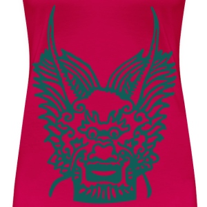 CHINESE NEW YEAR OF THE DRAGON MMXII - T-shirt Premium Femme