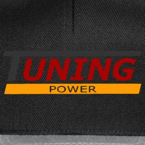 tuning power T-Shirts - Snapback Cap
