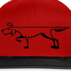 Chien de chasse Tee shirts - Casquette snapback