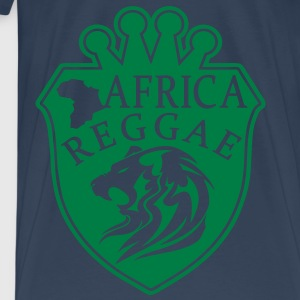 africa reggae Tops - Men's Premium T-Shirt