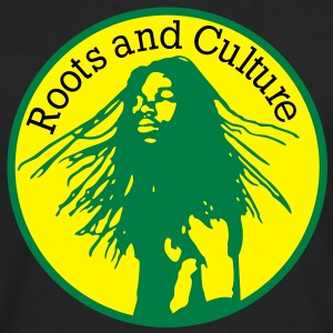 roots and culture T-shirts - Mannen Premium shirt met lange mouwen