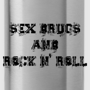 sex drugs and rock n' roll Top - Borraccia