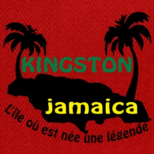 kingston jamaica Toppar - Snapbackkeps