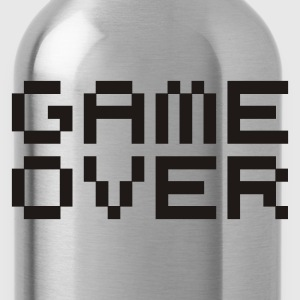 Game over / game over pixels Tee shirts - Gourde