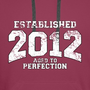established  - aged to perfection (nl) Tops - Mannen Premium hoodie