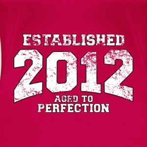 established  - aged to perfection (nl) Tops - Vrouwen Premium T-shirt