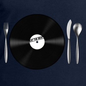 Eat the Beat / Save the Vinyl Top - Felpa da uomo di Stanley & Stella