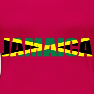 jamaica Tops - Women's Premium T-Shirt