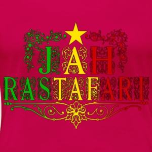jah rastafari Tops - Women's Premium T-Shirt