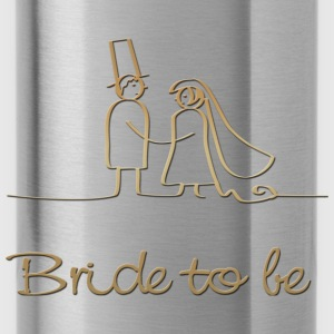 bride to be Tee shirts - Water Bottle