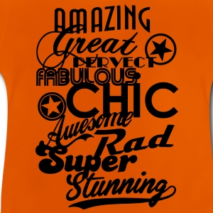 The Amazing Collection Shirts - Baby T-Shirt
