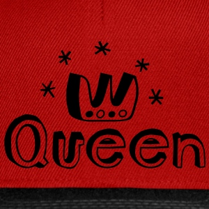 Be a Queen T-shirts - Snapbackkeps