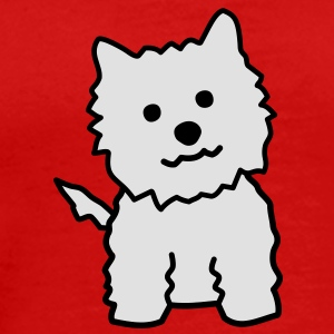 West Highland White Terrier Tops - Männer Premium T-Shirt