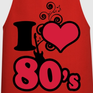i love 80s - Cooking Apron