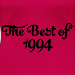 Geburtstag - Birthday - the best of 1994 (no) Topper - Premium T-skjorte for kvinner