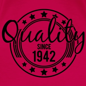 Birthday - Quality since 1942 (es) Tops - Camiseta premium mujer