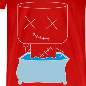 bathtube puppet Tops - Men's Premium T-Shirt