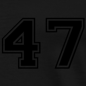 47 Tops - Men's Premium T-Shirt